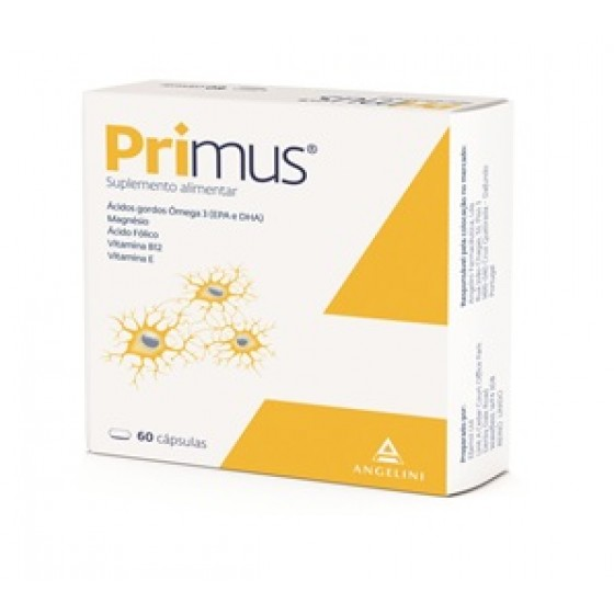 PRIMUS CAPSULAS X 60