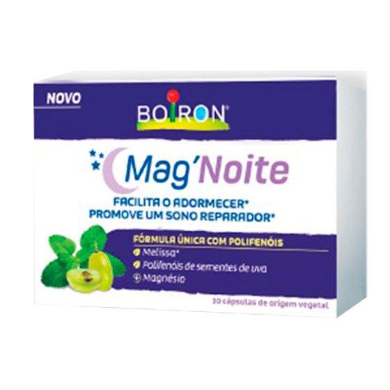 BOIRON MAG NOITE CAPSULAS X30