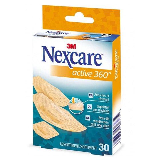 NEXCARE ACTIVE PENSO SORTIDO X30