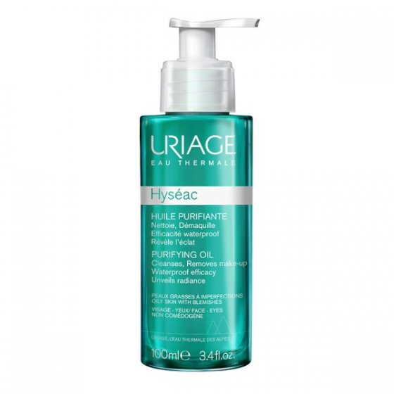URIAGE HYSEAC OLEO PURIFICANTE 100ML