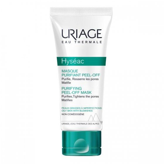 URIAGE HYSEAC MASCARA PURIFICANTE PEEL-OFF 50ML
