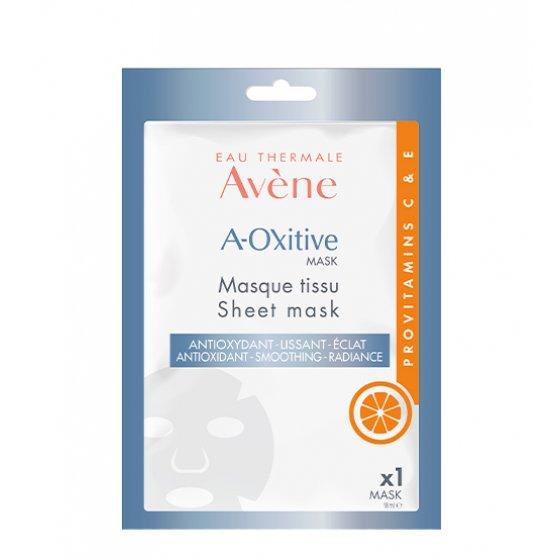 AVENE A-OXITIVE MASCARA TECIDO 18ML