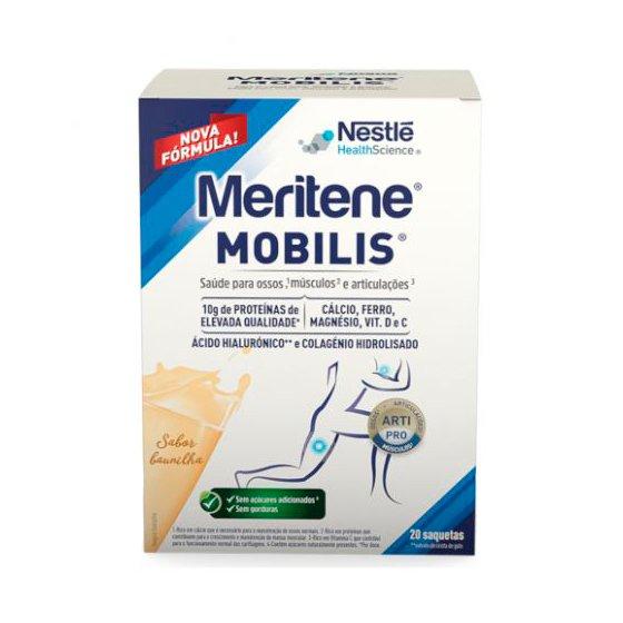 MERITENE MOBILIS SAQUETAS PO 21G X 20