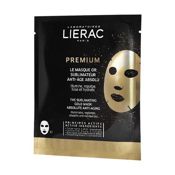 LIERAC PREMIUM MASCARA OR 20ML,