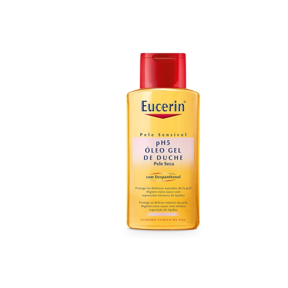 EUCERIN PSENSIVEL OLEO DUCHE PH5 200ML
