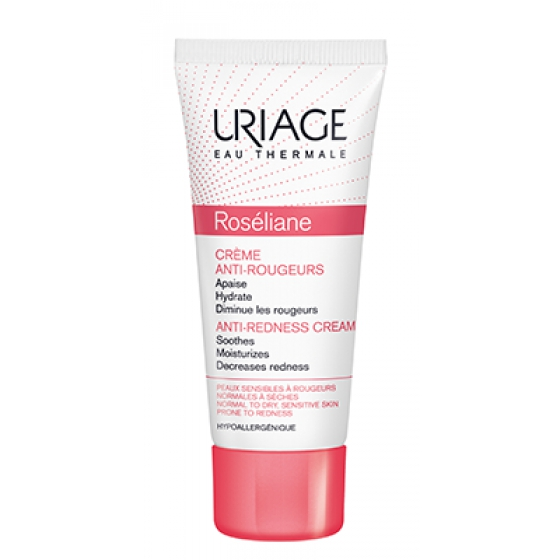 URIAGE ROSELIANE CREME VERMELHIDAO 40ML