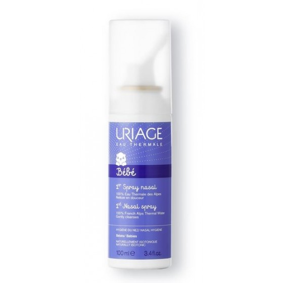 URIAGE BEBÉ ISOPHY SPRAY NASAL 100ML