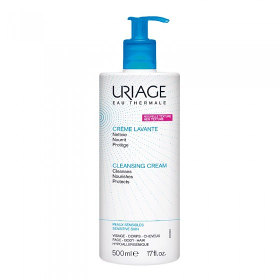 URIAGE CREME LAVANTE 500ML