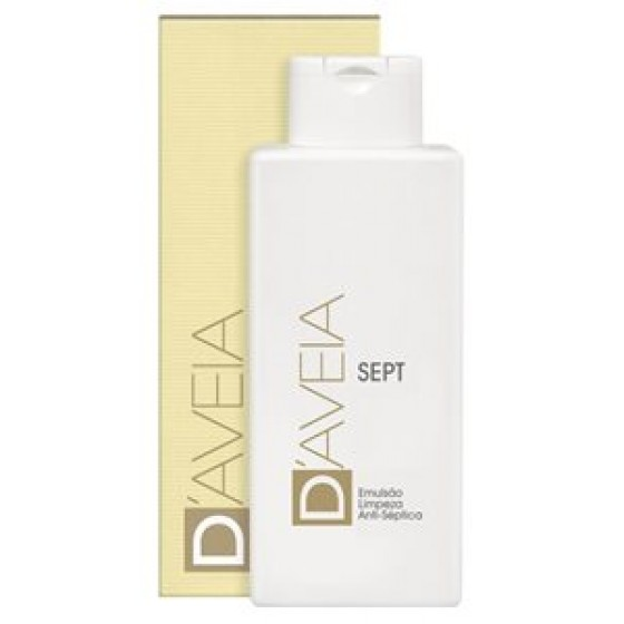 D'AVEIA EMULSAO SEPT 200ML