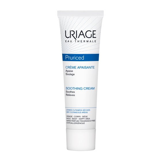 URIAGE PRURICED CREME PRURIDO 100ML