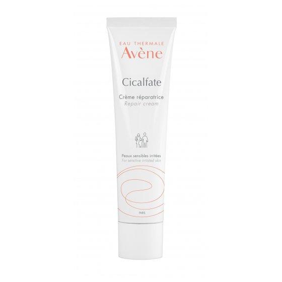 AVÈNE Cicalfate Creme para pele sensível e irritada. Embalagem de 40 ml