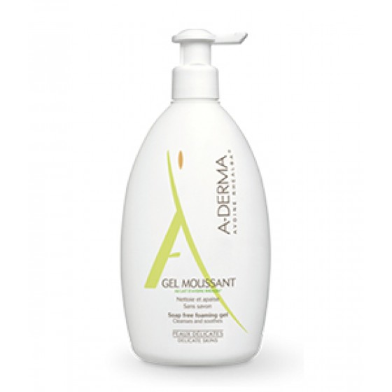 A-DERMA GEL ESPUMA AVEIA 500ML
