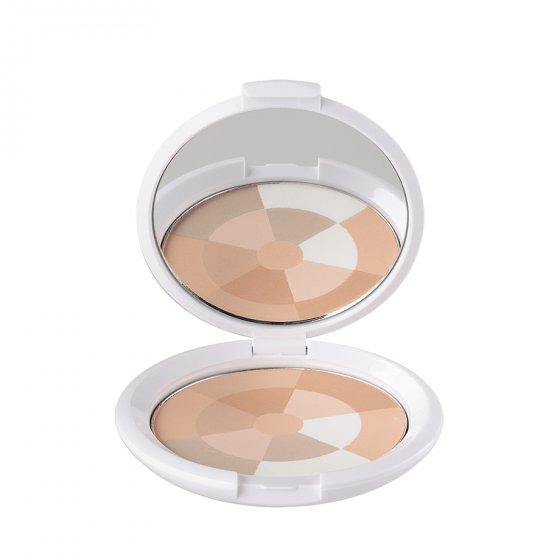 AVÈNE Couvrance Pó Moaico Translucido para pele sensível.  Embalagem de 9 gr