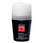 VICHY HOMME DEO ROLL ON PS 50 ML X 2