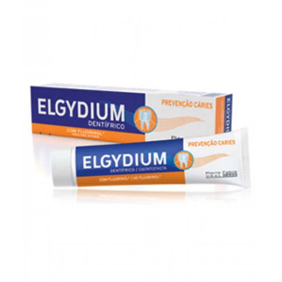 ELGYDIUM PASTA DENTIFRICA PREVENCAO CARIES 75ML