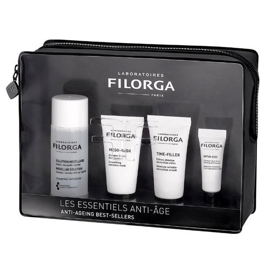 FILORGA LES ESSENTIELS ANTI-AGE KIT DE VIAGEM BEST SELLERS