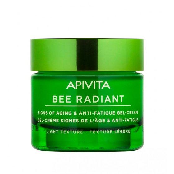 APIVITA BEE RADIANT PEONY CREME LIGEIRO 50ML