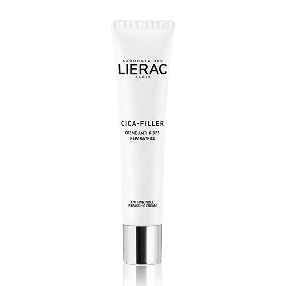 Lierac Cica-Filler Pack Sérum Anti-Rugas 3x10ml + Creme Anti-Rugas 50ml + Rue Des Fleurs Mónaco Bolsa