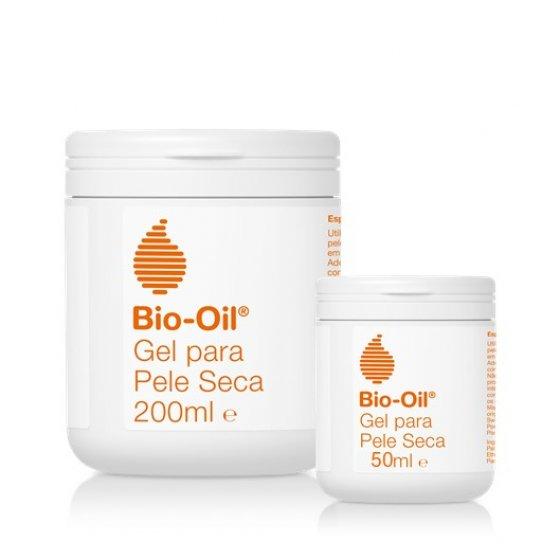 Bio-Oil Gel Cuidado Para Pele Seca 200ml Com Oferta De Gel Cuidado Para Pele Seca 60ml