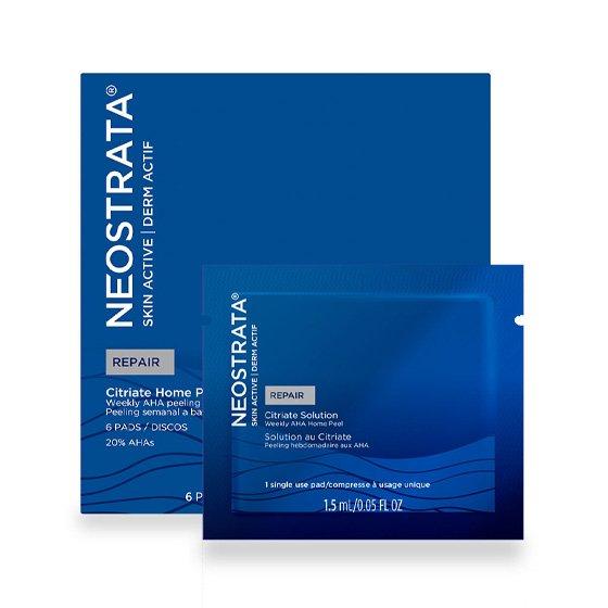 NEOSTRATA SKIN AC CITRIATE HOME PEELING SYSTEM X6
