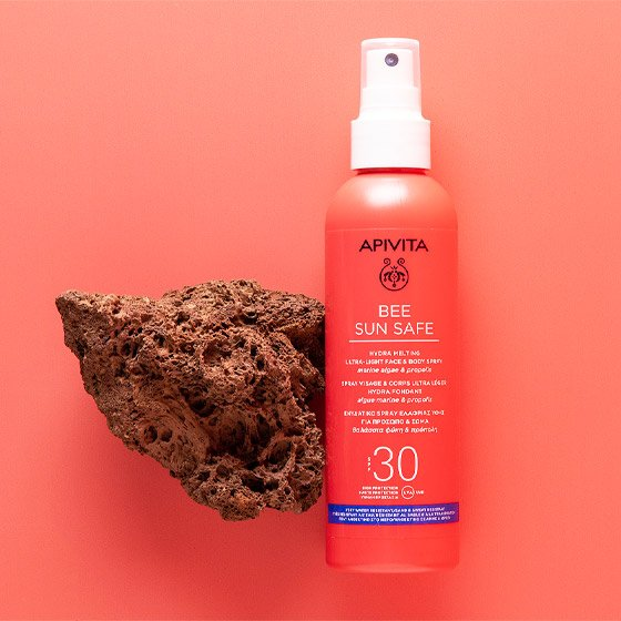 APIVITA BEE SUN SAFE SPRAY SPF30 200ML