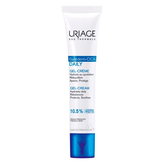 URIAGE BARIEDERM CICA DAILY GEL CREME 40ML