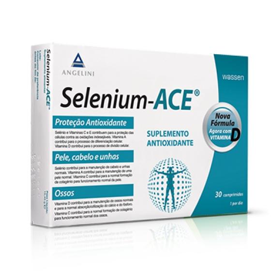 SELENIUM ACE X30 COMPRIMIDOS