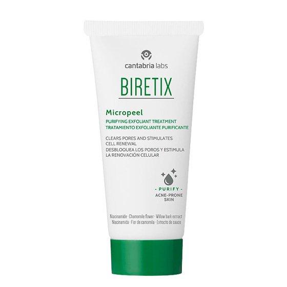 BIRETIX MICROPEEL PURIFYING EXFOLIANT TREATMENT 50ML