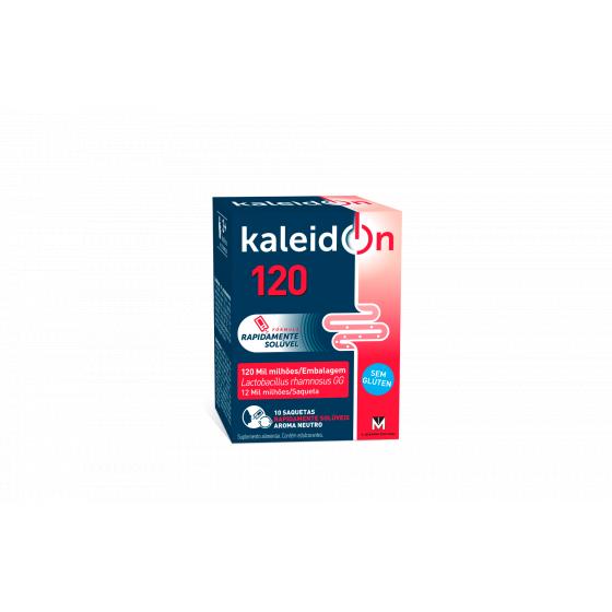 Kaleidon Probiótico 120 10 Carteiras