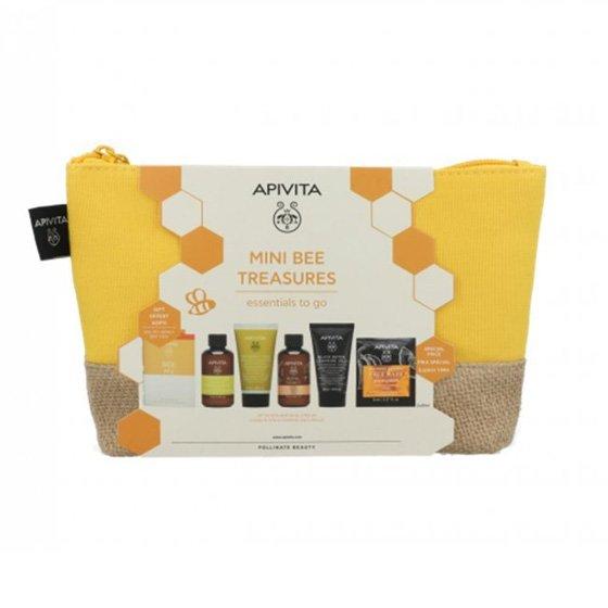 Apivita Bolsa Mini Bee Treasures Essentials To Go