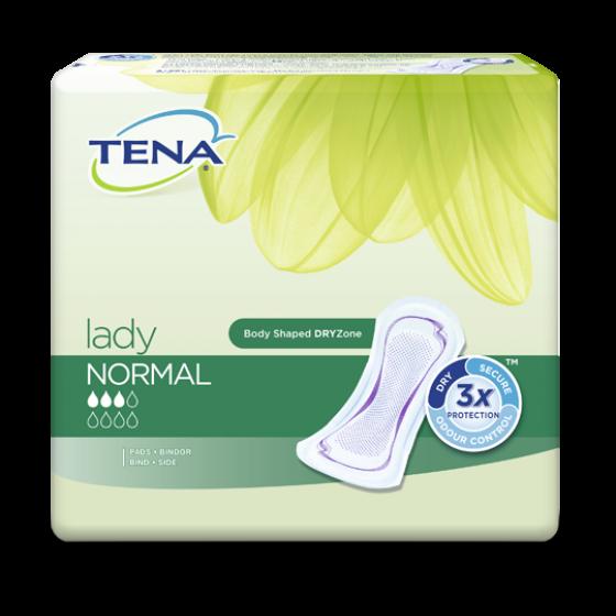 TENA LADY PENSO NORMAL X 24