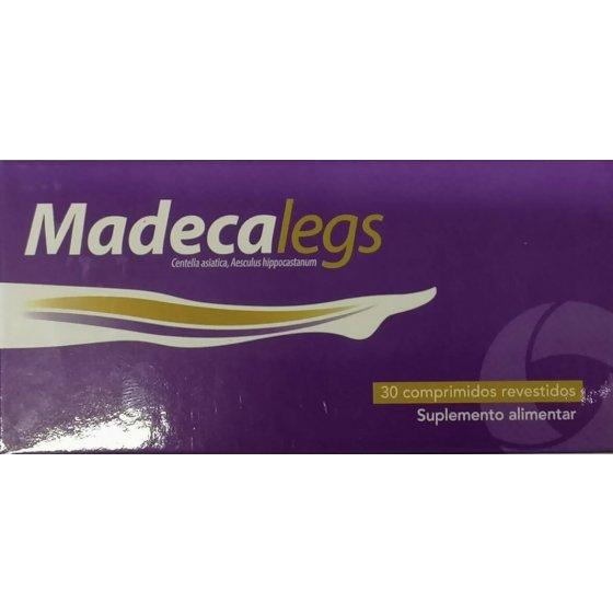 Madecalegs Comprimidos Revestidos X30