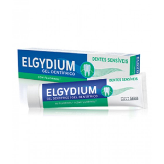 ELGYDIUM GEL DENTIFRICO SENSIVEIS 75ML