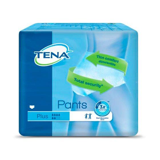 TENA PANTS CUECA PLUS XL 120/160CM X 12