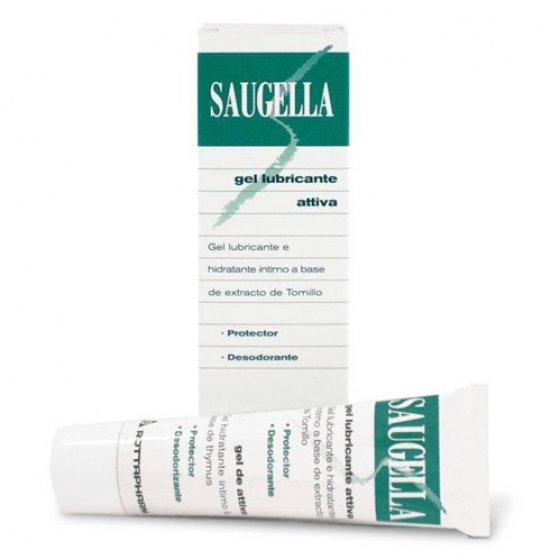 SAUGELLA ATTIVA GEL VAGINAL 30 ML
