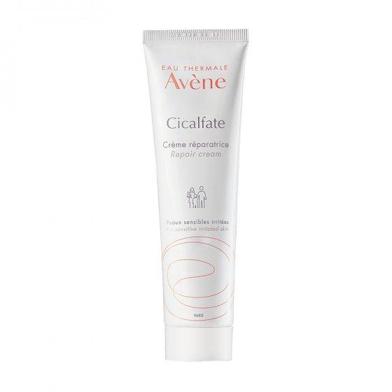 AVÈNE Cicalfate Creme para pele sensível e irritada. Embalagem de 100 ml