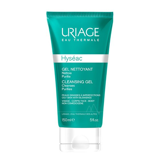 URIAGE HYSEAC GEL LIMPEZA SUAVE 150ML