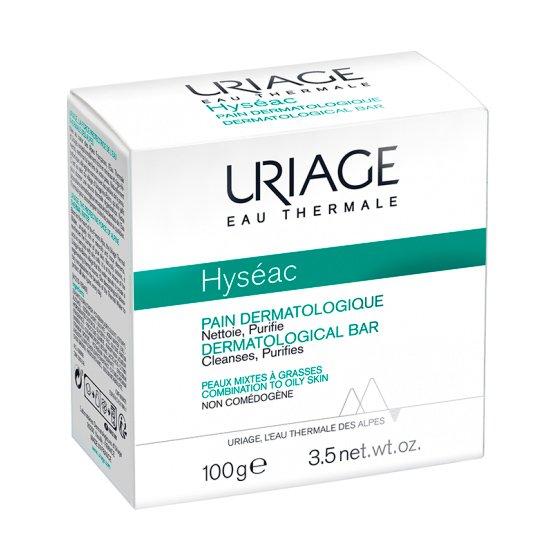 URIAGE HYSEAC PAIN DERMATOLOGICO SUAVE 100G