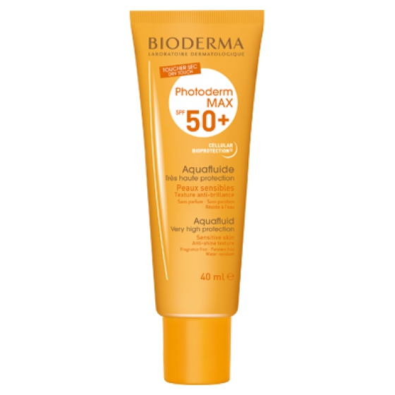 PHOTODERM BIODERMA MAX SPF50+ AQUAFLUIDE 40ML
