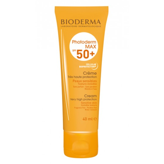 BIODERMA PHOTODERM MAX SPF50+ CREME 40 ML