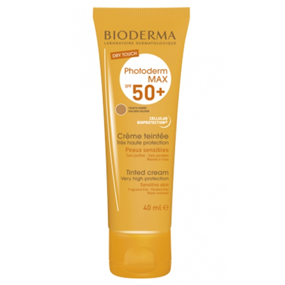 BIODERMA PHOTODERM MAX SPF50+ CREME COR 40 ML