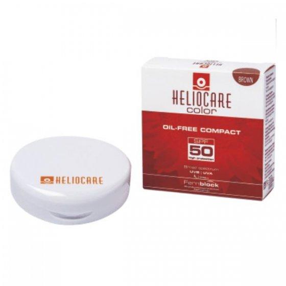 HELIOCARE OIL FREE COMPACTO SPF50 ESCURO 10