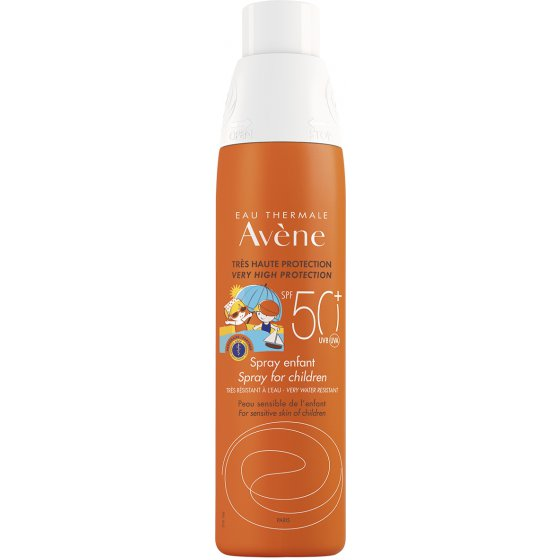 AVENE SOLAR CRIANCA SPF50+ SPRAY 200ML