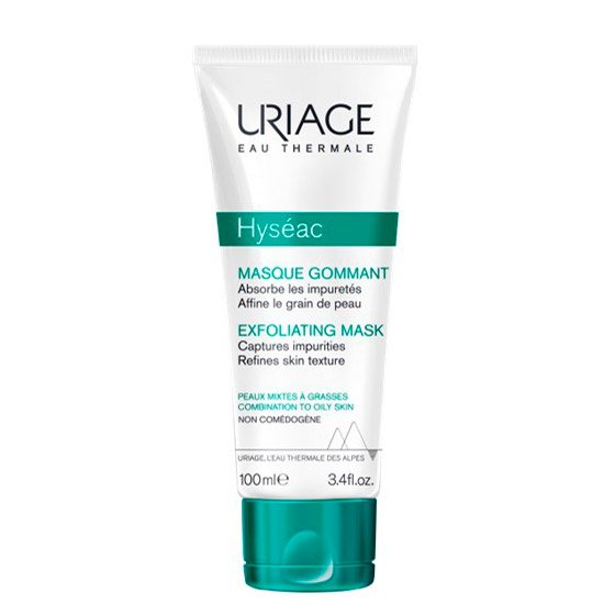 URIAGE HYSEAC MASCARA EXFOLIANTE SUAVE 100ML