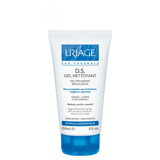 URIAGE DS GEL LIMPEZA 150ML