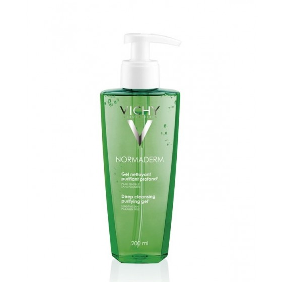VICHY NORMADERM GEL LIMPEZA PURIFICANTE 200ML