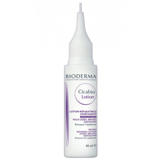 CICABIO BIODERMA LOCAO 40 ML