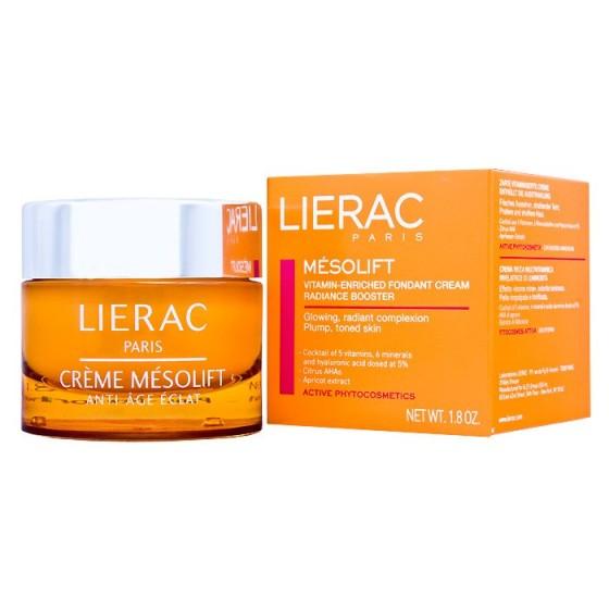 LIERAC MESOLIFT CREME CORRETOR FADIGA 50 ML