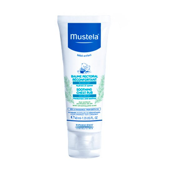 MUSTELA BALSAMO RECONFORTANTE PEITO 40ML