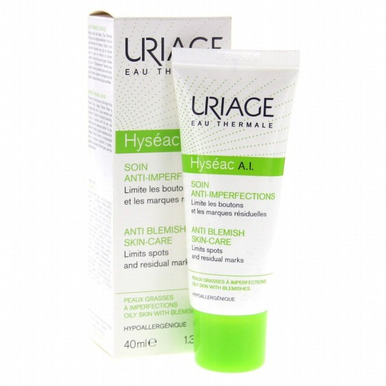 URIAGE HYSEAC AI EMULSAO 40ML